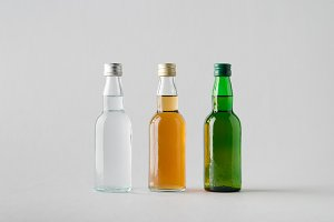 Miniature Spirits / Liquor Bottle Mo