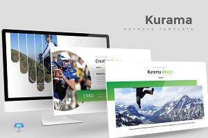 Kurama - Keynote Template