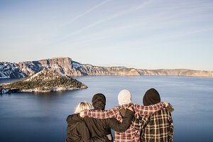 Crater Lake Friends