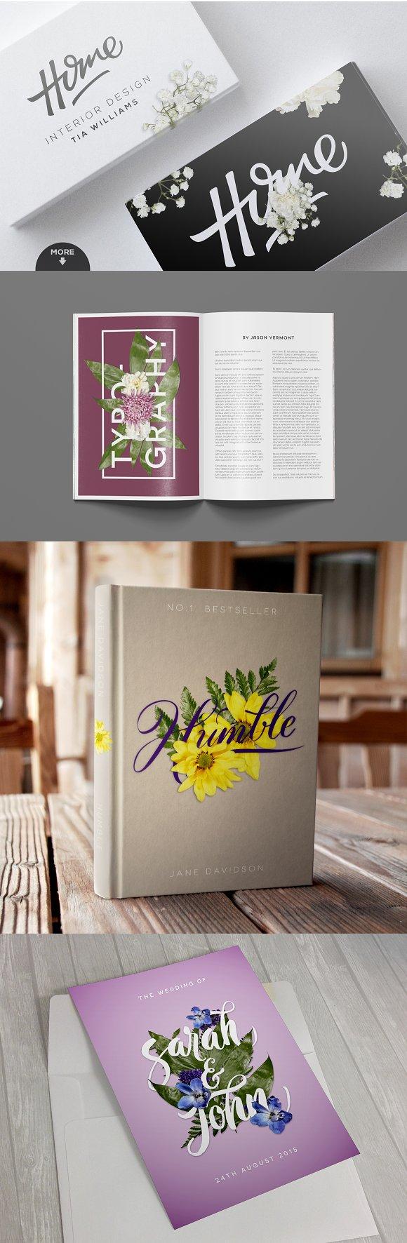 Flowertype For Photoshop Layer Styles Creative Market Mystore365com Meter6013capacitancecapacitortesterincircuithtml