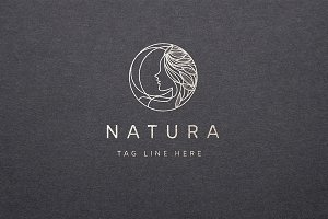 Natura Logo Template