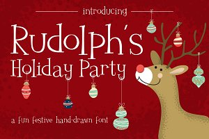 Rudolph's Holiday Party