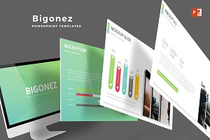 Bigonez - Powerpoint Template