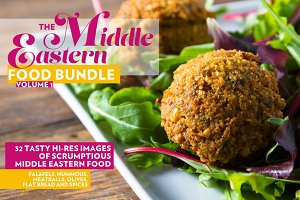 The Middle Eastern Food Bundle Vol1