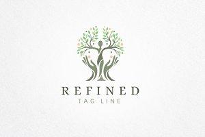 Refined Logo Template