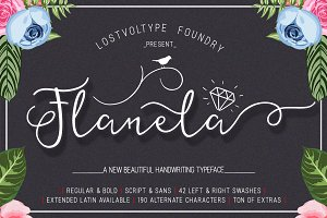 The Flanela + Extras