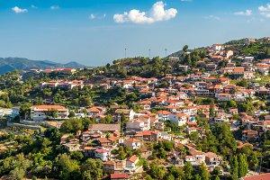 Mountain village of Kyperounta