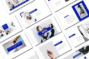 Miya MNML Powerpoint