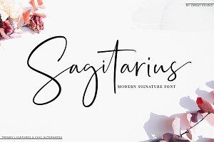 Sagitarius Font
