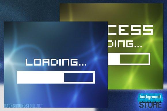 Loading... - Illustrations