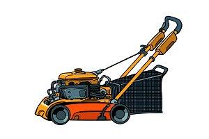 lawnmower mower lawn mower trimmer