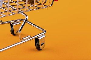 pushcart shopping trolley