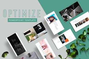 Optimize | Powerpoint Template