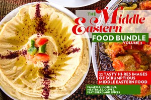The Middle Eastern Food Bundle Vol2