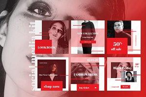 Reds - Social Media Kit