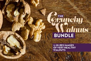 The Crunchy Walnuts bundle
