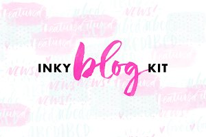 Inky Blog Kit