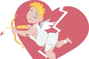 Defeated Cupid