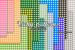 Vichy patterns