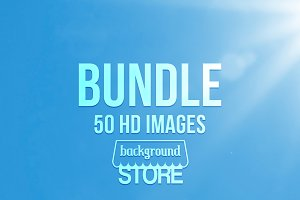 Sky Backgrounds Bundle
