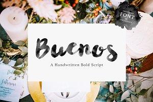 Its Buenos Script
