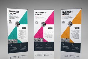 Corporate Business X Banner