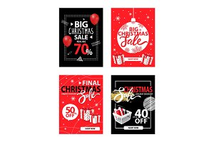 Big Christmas Sale, Buy Products Now