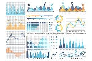 Infographics and Flowcharts, Pie