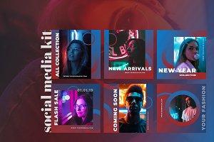Neva - Social Media Kit