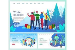Winter Holidays, Christmas Vacation