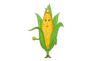 Corn Character