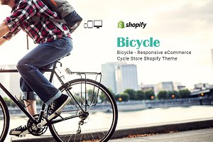 Bicycle Store Shopify Theme
