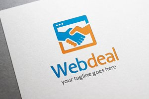 Web Deal Logo