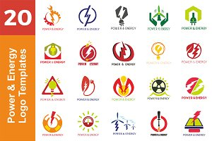 20 Logo Power & Energy Bundle