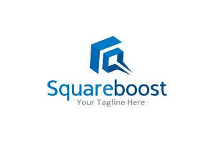 Square Boost Logo