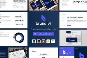 Brandfull - Branding Template