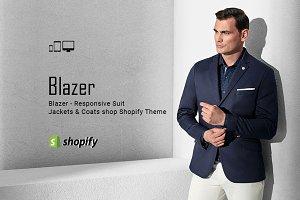 Blazer Responsive Shopify Theme