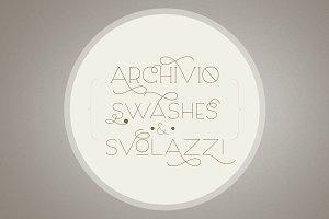 Archivio Sans Thin