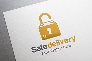 Safe Delivery Logo