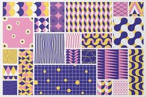 Geometric Fun 5 ~ 24 patterns