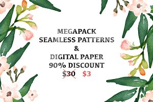 All my PATTERNS pack {90%OFF}