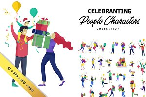 Celebrating people collection