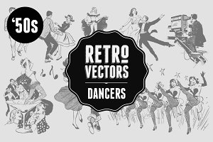 '50s Dancers