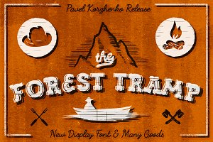 • The Forest Tramp & Bonus •