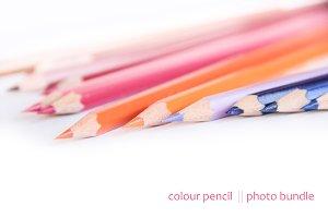Coloured Pencils - Photo-Bundle