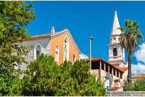 St. Francis church in Zadar, Croatia