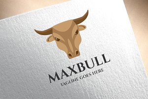 Maxbull Logo