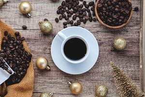Christmas & Coffee