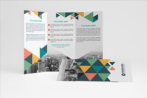Creative Business Brochure