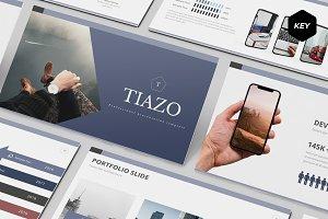Tiazo - Keynote Template